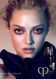 amanda seyfried for clé de peau beauté 2016 caign photos