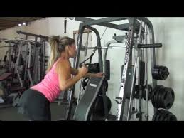 Md 9010g Exercise Chart Smith Machine Exercises Part 2 F Smc Smith Machine With