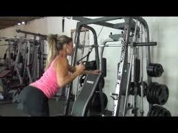 Smith Machine Exercises Part 2 F Smc Smith Machine With