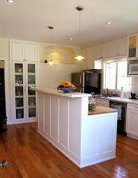 Island Counter traditional-kitchen