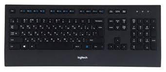 Купить <b>клавиатура проводная Logitech</b> Comfort <b>K280E</b> (920 ...