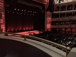 The Met Philadelphia Section Grand Salle Box 13 Row A Seat 3