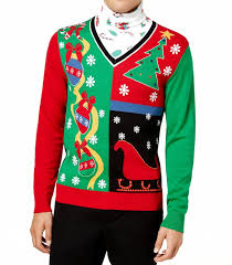 Details About American Rag New Green Mens Size 2xl Christmas Turtleneck Sweater 50 166