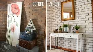 Q: What if you wanted the bricks to look even more rustic and weathered  than this?