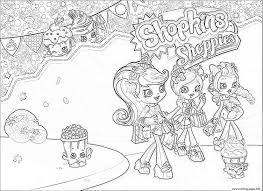 Coloring Pages Shopkins Marque Cute Coloring Pages Charming Shopkins