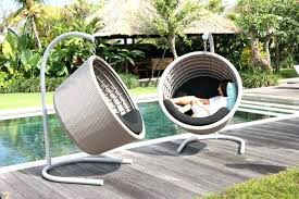 hanging outdoor furniture 3 hanging wicker pod hanging wicker egg chair nz