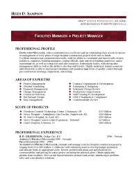 facilities manager resume sample essay outline example apa sample facility manager resume berathencom facility manager resume and get inspired to make your resume these
