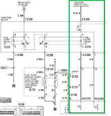 i have a question about a 2003 outlander doing a drain test to 2013 mitsubishi outlander fuse box diagram at 07 Mitsubishi Outlander Inside Fuse Box Location