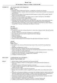 Lpn Job Description For Resume Lpn rn Resume Samples Velvet Jobs 40