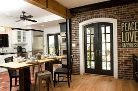 brick home designs ideas. large size of uncategoriesbrick kitchen backsplash tile red brick wall decor rustic - home designs ideas