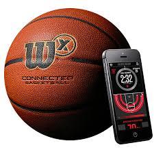 Basketball Tracker Award Winning Wilson X Basketball 29 5 American Team Sports