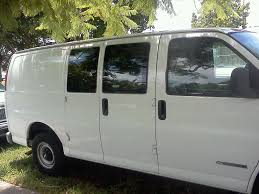 All Chevy 99 chevy express : 2000 Chevrolet Express Cargo - Information and photos - ZombieDrive