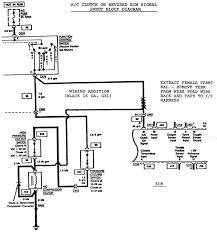 ford efi wiring harness diagram ford discover your wiring 1984 corvette fuel pump relay wiring diagram