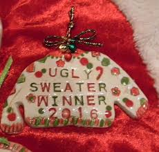 the office christmas ornaments. ugly sweater contest winner christmas ornament 2016 party award for the awful office ornaments f