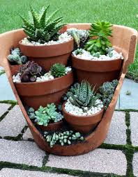 How To Build And Plant A Succulent Garden  Hoosier HomemadeSucculent Container Garden Plans
