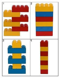 Lego Patterns Enchanting Students Can Copy Lego Patterns From These Printable Cards