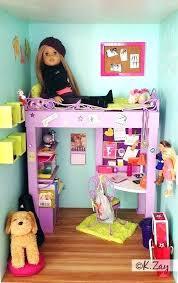 American Girl Bed Plans Doll Bedroom Set Furniture Kits Trundle ...
