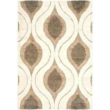 cream smoke 4 ft x 6 area rug art deco rugs inspired n