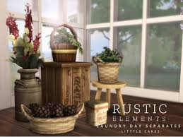 rustic elements furniture. The Sims 4: Rustic Elements Rustic Elements Furniture