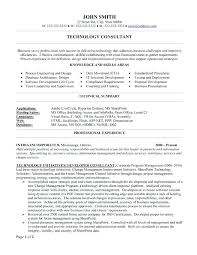 Management Consulting Resume Examples Click Here To Download This