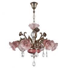 Розовые <b>люстры подвесные</b>, купить с доставкой по Москве