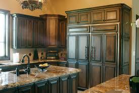 dark stained kitchen cabinets. Gel Staining Kitchen Cabinets Dark Stained
