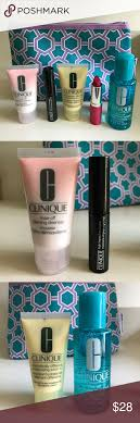 clinique sle bag foundation makeup remover eye makeup remover face lotion dry