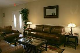 Office couch and chairs Executive Threecushion Couch In An Office Lobby Advanced Office Systems Inc Couch Wikipedia
