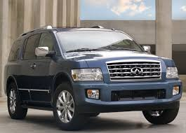 Infiniti QX56: like a classy Mack truck for your family | Garage ...