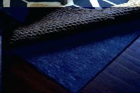 thick rug pad non slip rug pads for hardwood floors felt rug pad 5 x 8