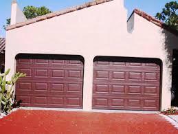 garage door refacingBefore and After Garage Door Photos by TimberKast