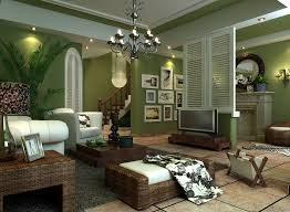 Natural Color Living Room Natural Green Living Room Color Scheme And Decoration Ideas