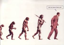 Evolution Of Man Chart A Pictorial Ascent Of Man Kind Sjlewisprojects