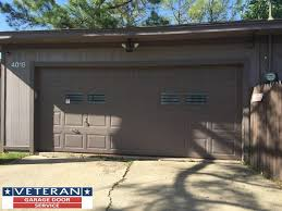 clear garage doorsDoor garage  Clear Garage Doors Arlington Door Door Repair