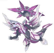 Mega Palkia | Pokemon, Pokemon fusion art, Pokemon dragon