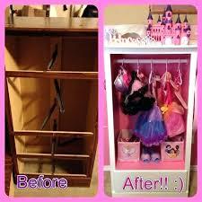 kids dress up closet girls wardrobes