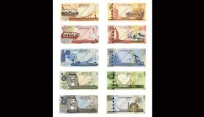 Kuwaiti Dinar To Inr Chart 5 Currency That Hold The Highest Value In The World