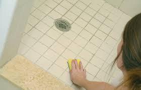 O Bathroom Floor Drain Clogged