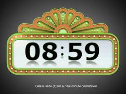 countdown templates countdown timer a powerpoint template from presentermedia com