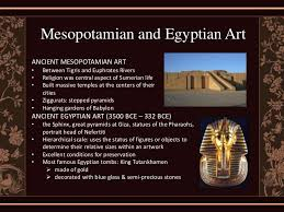 Compare And Contrast Mesopotamia And Egypt Difference Between Mesopotamia And Egypt Art Coursework Help
