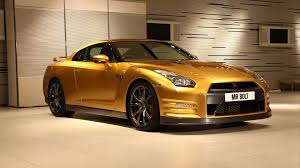 s gold nissan