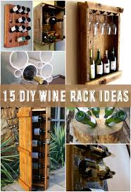 wine rack ideas comfy 18 diy and storage racks for 0