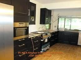 Full Image For Ikea Kitchen Cabinet Installation Manual Ikea Kitchen  Cabinet Installation Tampa Ikea Kitchen Cabinet ...