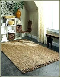 burlap area rug s diy thelittlelittle