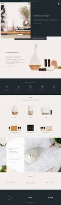 Essential Oil Website Design Landing Page Example Pilgrimcollection Com Landing Page