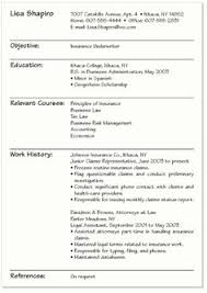 Academic Resume Templates - Http://www.resumecareer.info/academic ...