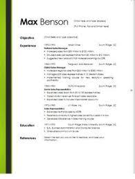 download free resume templates   ziptogreen comdownload   resume templates to get ideas how to make beautiful resume