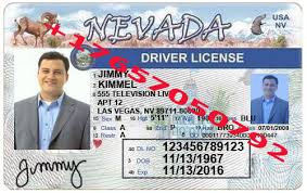 License Nevada Sale Id drivers Citizenship For