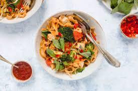 bangkok style drunken noodles recipe