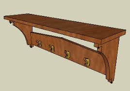 Wood Coat Rack Plans 100 Fantastic Coat Rack Woodworking Plans egorlin 5
